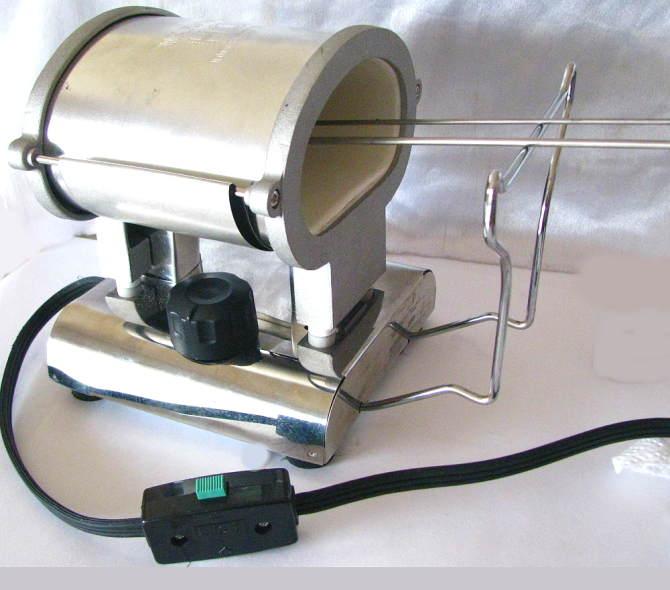 Devardi Glass Mini Lampwork Bead Annealer Kiln